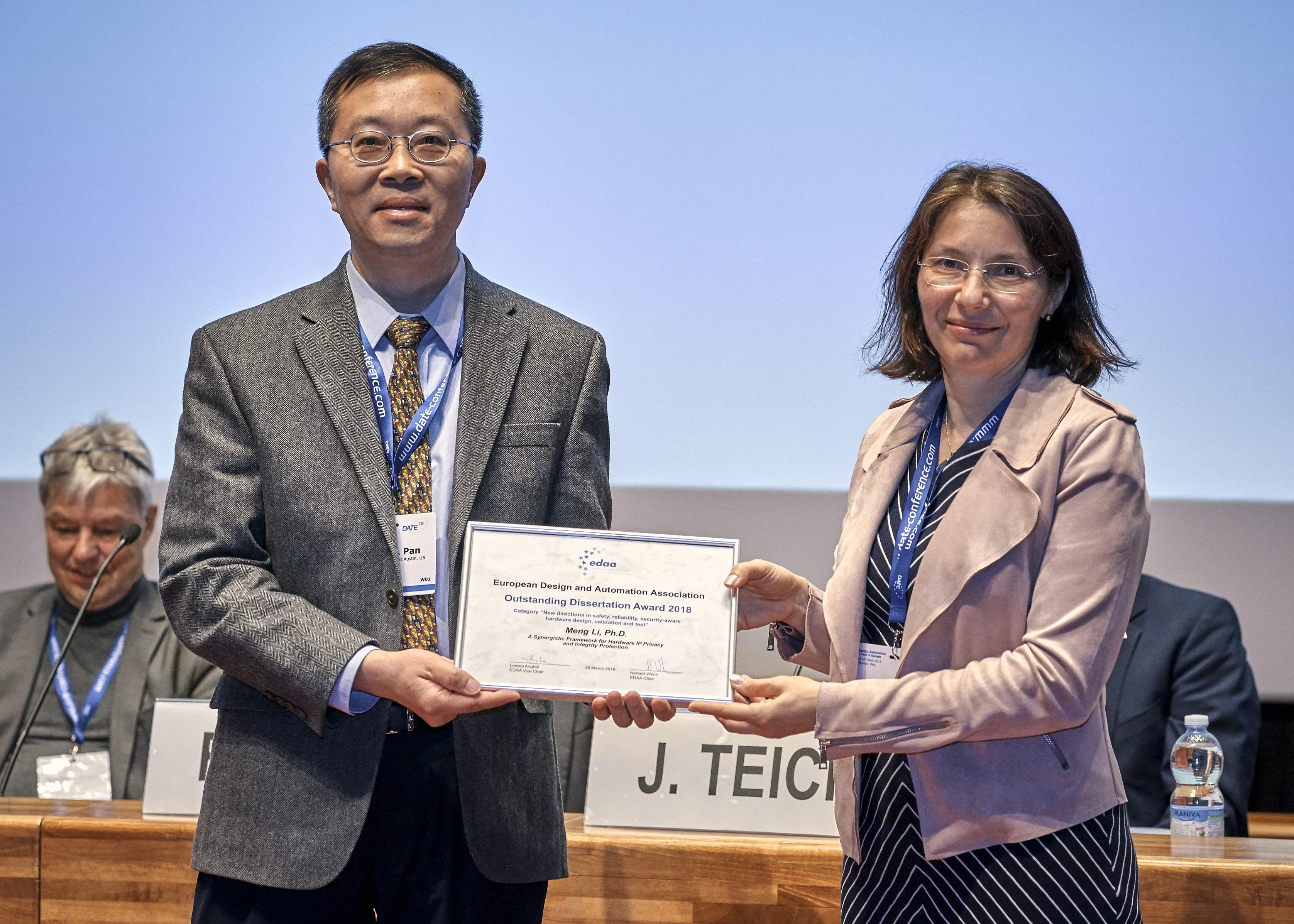 edaa best dissertation award